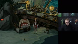 Maurice  ist ein mächtiger Pirat