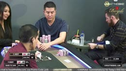 Maria+Ho+Plays+High+Stakes+%2450%2F100%2F100+NLH%21+-+Live+at+the+Bike%21