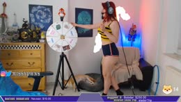 wheel spins for subs + donors // !social // 10$  Donation = Fansign