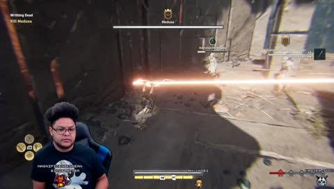 Late Game Atlantis Questing