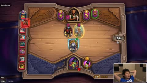 Ex-Hearthstone streamer comes crawling back to Hearthstone after his channel died trying to stream non-HS content, pathetic | !statement