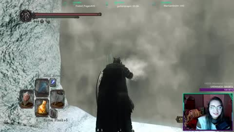 iron keep my butt clenched (DLC) | !blind