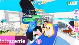 Nuevo Pinguino En Adopt Me Nueva Heladeria Roblox Roblox Karola20