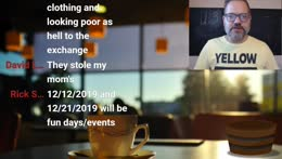 December 3rd Coffee with MarkZ