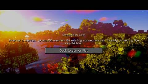 elppa server's not cooperating