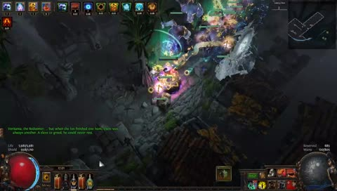 farming uber awakener and shaper! new videos out. !vid