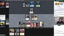 Reid Duke plays Magic: the Gathering (Theros Draft)