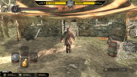 Dark Souls noob! First playthrough of DS 1-3 DS2