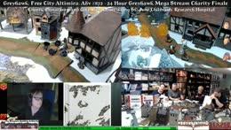 "24-Hour Greyhawk Mega Stream Charity Event: ""Return of the Falcon"", Finale!!!  Saturday, 8:00 PM EST!!!"