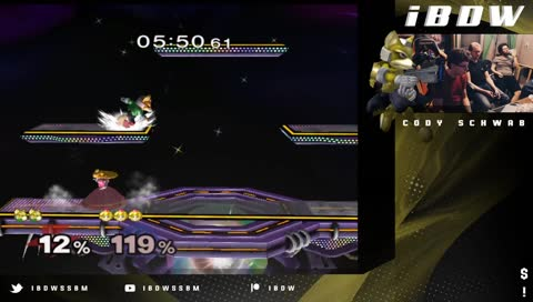 Melee w/ Armada and Fiction