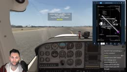 [X-Plane 11][PilotEdge] General Aviation with PilotEdge Online ATC & Multiplayer