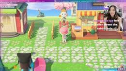 Samantha Playing Animal Crossing!