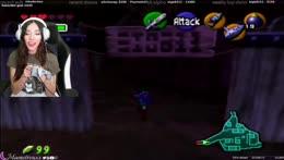 Moon Playing Zelda On Stream!