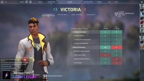Jugando Torneo de Valorant!