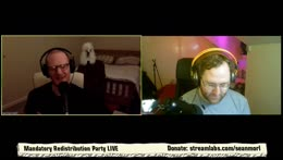Mandatory Redistributon Party Live! 50th Episode. End of Season 1