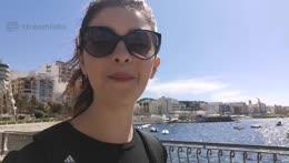 Walk with mila