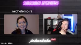 SUB SUNDAY #6 SUB !INTERVIEW (and more! jnbA) - Follow @jakenbakeLIVE on !Socials