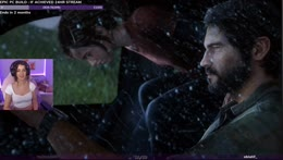 First playthrough of TLOU! !playthrough !scare