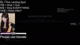 Black Lives Matter Charity Stream !donate !petition Goth Stream @ 2k