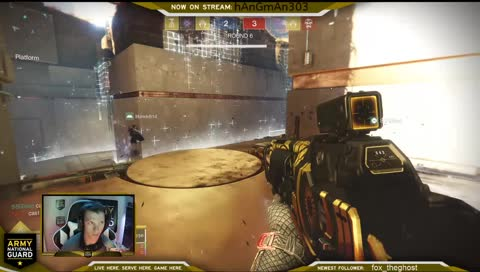 ArmyNationalGuard - Guard Gaming with hAnGmAn303, Destiny moments of triumph! w/ goYEET