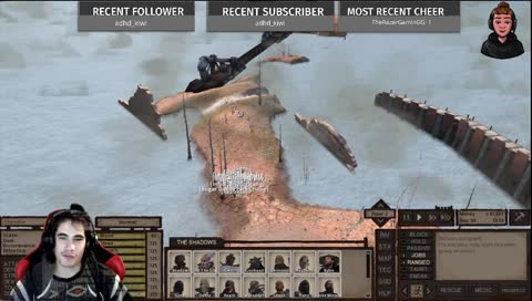 (+18) Come watch beep crossbow his own team to death