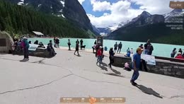 Goodbye Lake Louise