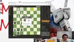 chess practice with qiyu fuslie boxbox and luxcina