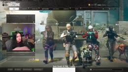 Mina Mendes Warzone CO-ED w/ ZLaner 1PM ET !tourney | Twitter - @KaleiRenay