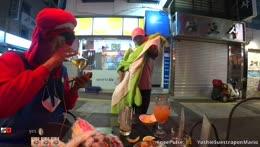 Mario & Yoshi kart Busan korea