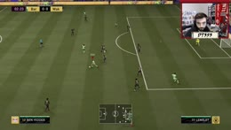 Test Streaming FIFA Gameplay