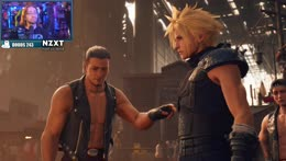 FFVII REMAKE PS5 Continues & GG Strive !ads !nzxt