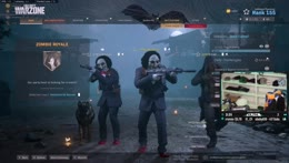 Night Warzone with The Scarf Lord