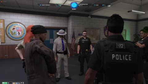"Kyle - Sr Officer Kyle "" Training Day "" Pred - nopixel"