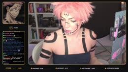 WEEB WEEK -> Creating anime/manga BODY PAINT MAKEUP all week! Today: Sukuna - Jujutsu Kaisen