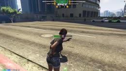 Trooper Hunter   GTA V RP