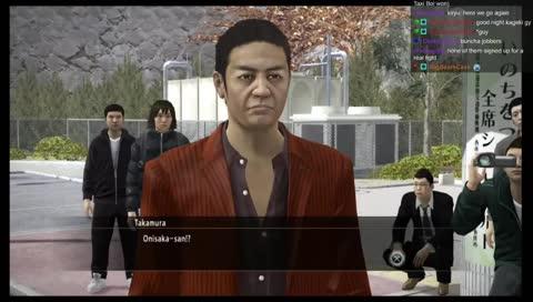 Yakuza 5 - I'm just a taxi driver man