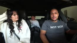 STREAMERS IN CARS Ft. Jaycgee and her camera man Boyfriend from OTK!