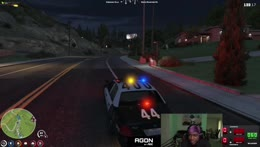 Cops are bored