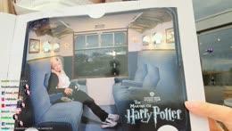 IRL Stream in London - Harry Potter Tour   !socials