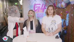 Which Host is the Dopest Dad!? Anime Fever! Blowing Up Helicopters! And More! | G4 Beach House