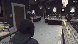 Jewelry Store Robbery #120