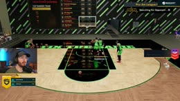 2K22 w/ GoldyGlove || Team Mike n Yikes Crushing Pro Am