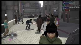 fulfilling my dream of becoming an idol (Yakuza 5 - Haruka's chapter)