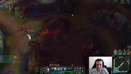 Perkz has fun with the new items