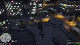 Jean Paul makes a combat pilot rescue level evac
