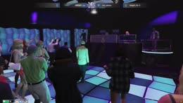 Real friends dance in Sync! Mel & 4T!
