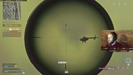 Nasty snipe