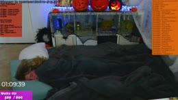 SPOOKY SLEEPOVER SUBATHON !!! !wakeNicoleup  - Tier 2/3 subs get SNAP !socials
