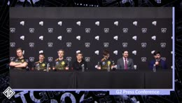 G2 and GenG Press Conference - Lolesports Worlds