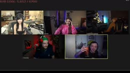 FIRST EVER JUSTADRUNKCAST ft Amouranth, Linden, Quqco, Jack, Gee Nelly, Krtzyy / #sponsored / 500 DOLLARS AMAZON GIVEAWAY | !guest !question
